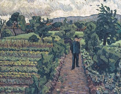 Willy Nowak, Zahrada, 1905–1906